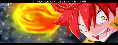 Fairy Tail-Natsu by OtakuSama17