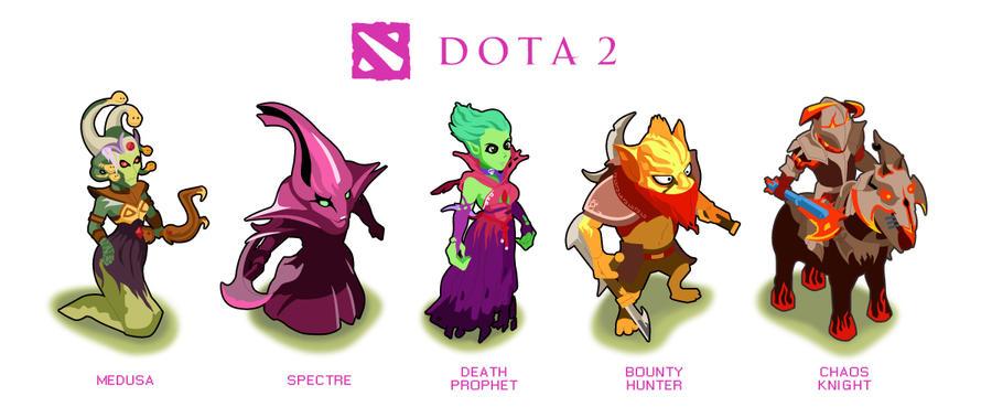 dota2 heros s by risq55 on deviantart
