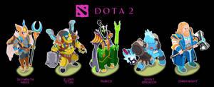 DOTA2 HEROS A2