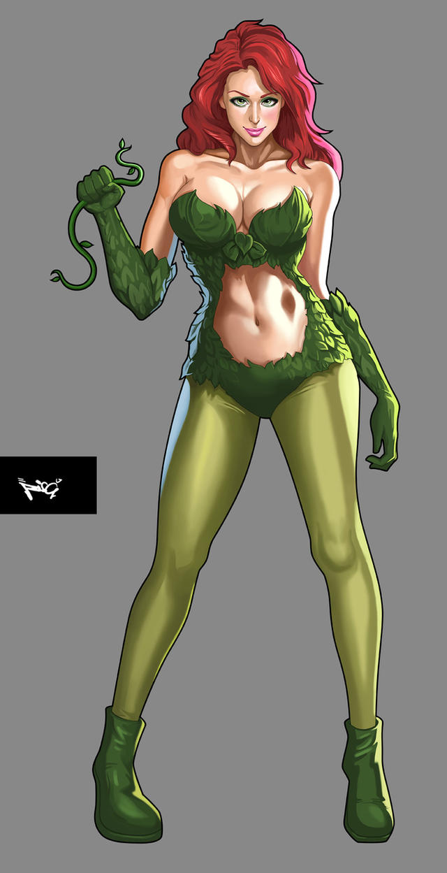 PoisonIvy by RisQ55