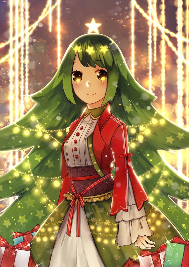 Happy Holidays by RireNe-RN
