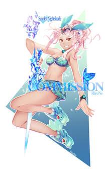 Commission Swimsuit