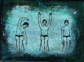 gymnastics by Ethelind