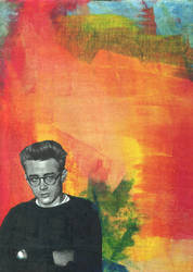 James Dean by Ethelind