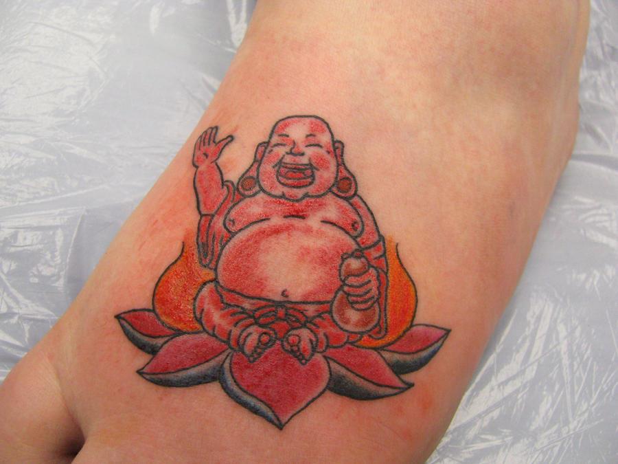 buddha tattoo by *Drewgovan on deviantART