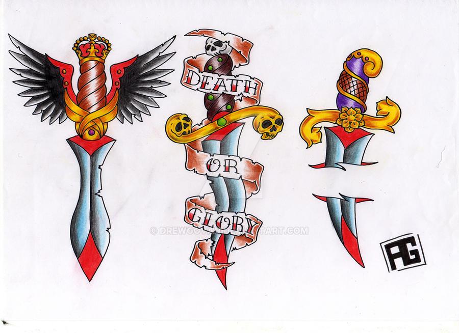 dagger's flash 2 by Drewgovan on DeviantArt