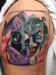 Joker by Drewgovan