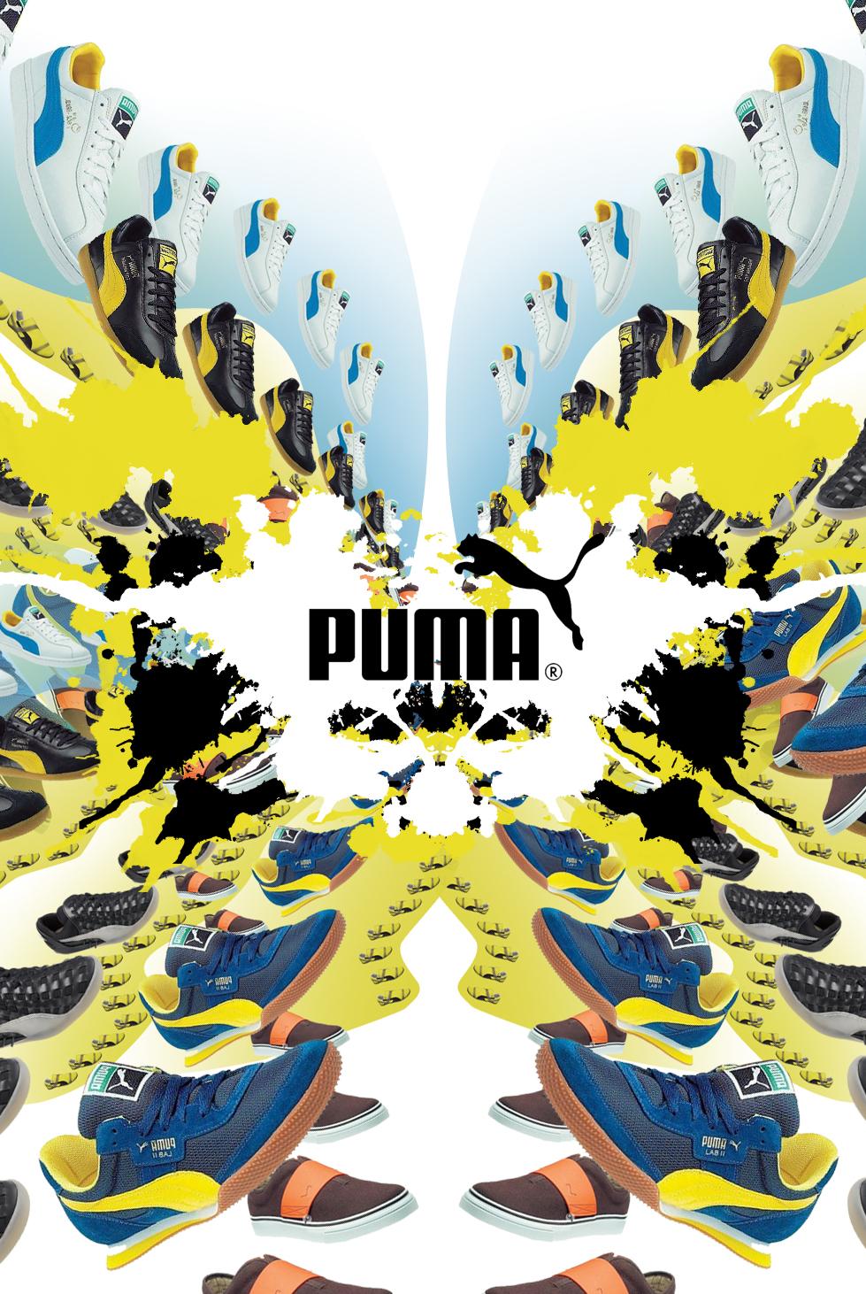 livraison gratuite 41339 9c673 Puma Ad by daante on DeviantArt