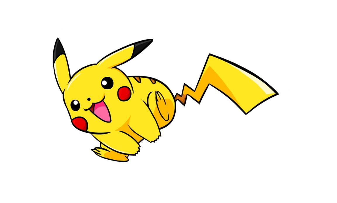 everybody loves pikachu! by cromarlimo