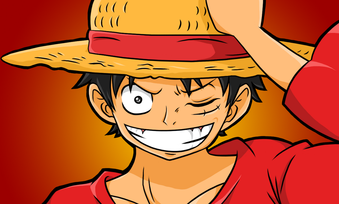 Monkey D Luffy by cromarlimo