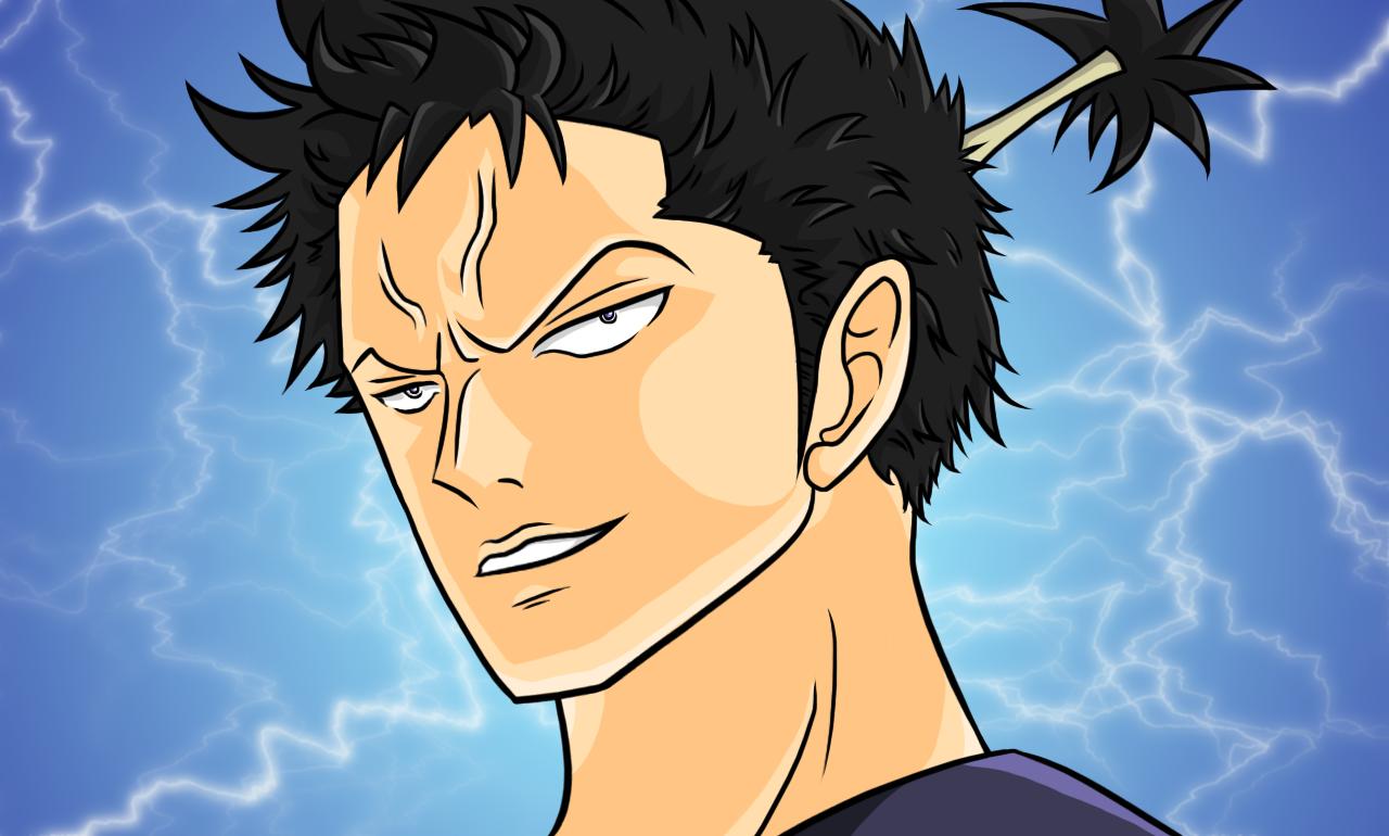 Ryuma! by cromarlimo on DeviantArt