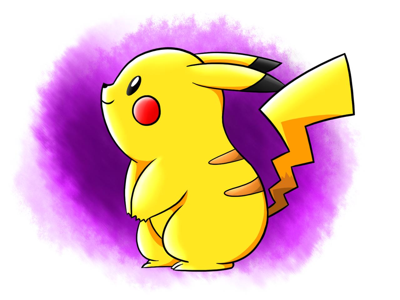 Pikachu! by cromarlimo