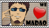 Madao Stamp by cromarlimo