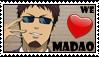 Madao Stamp by cromarlimo