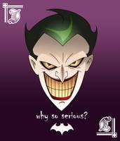 The Joker by cromarlimo