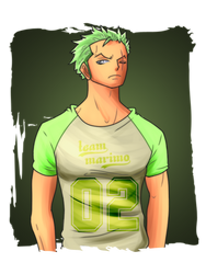 Team Marimo! by cromarlimo