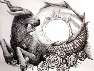 Capricorn (Zodiac Series)