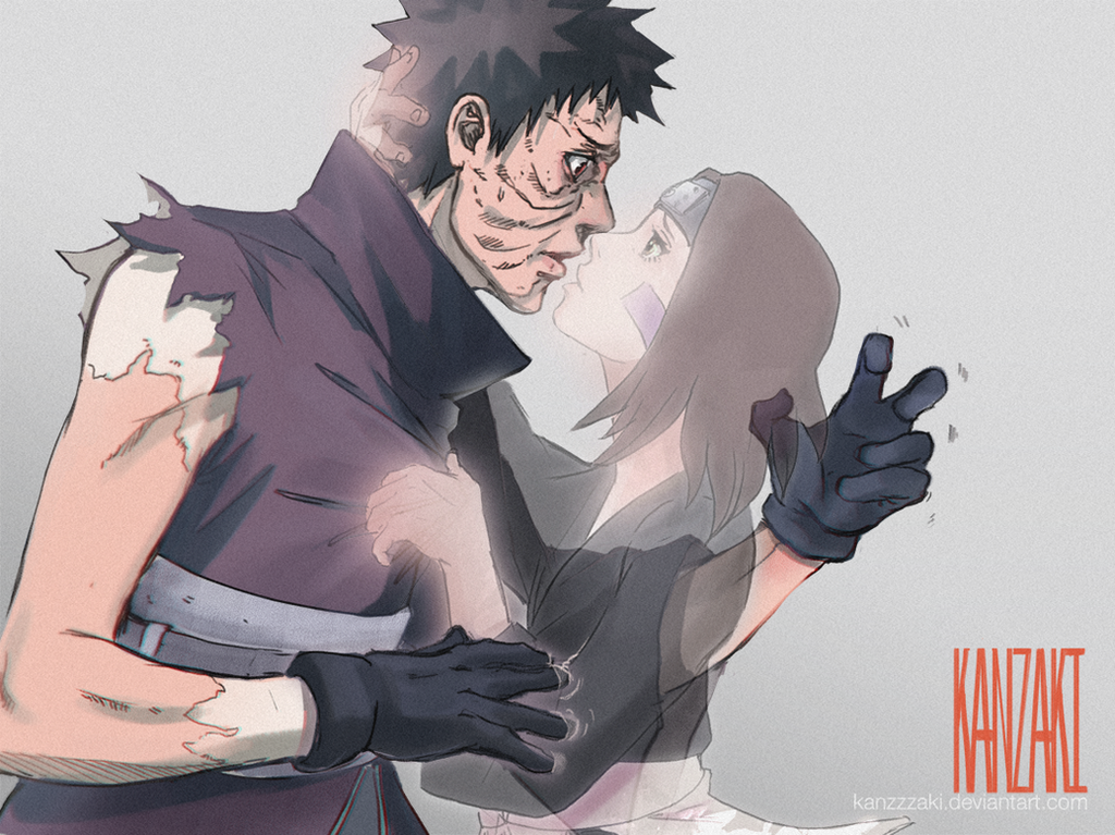 Khi các nhân vật trong Naruto được ngôn tình hóa dưới ngòi bút của fan, thế giới này vốn dĩ màu hồng biết bao - Ảnh 1.