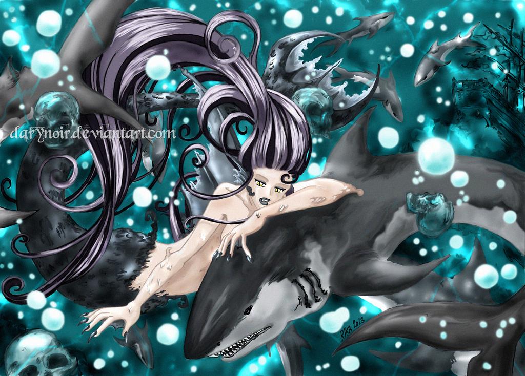 Dead's Waters by darynoir