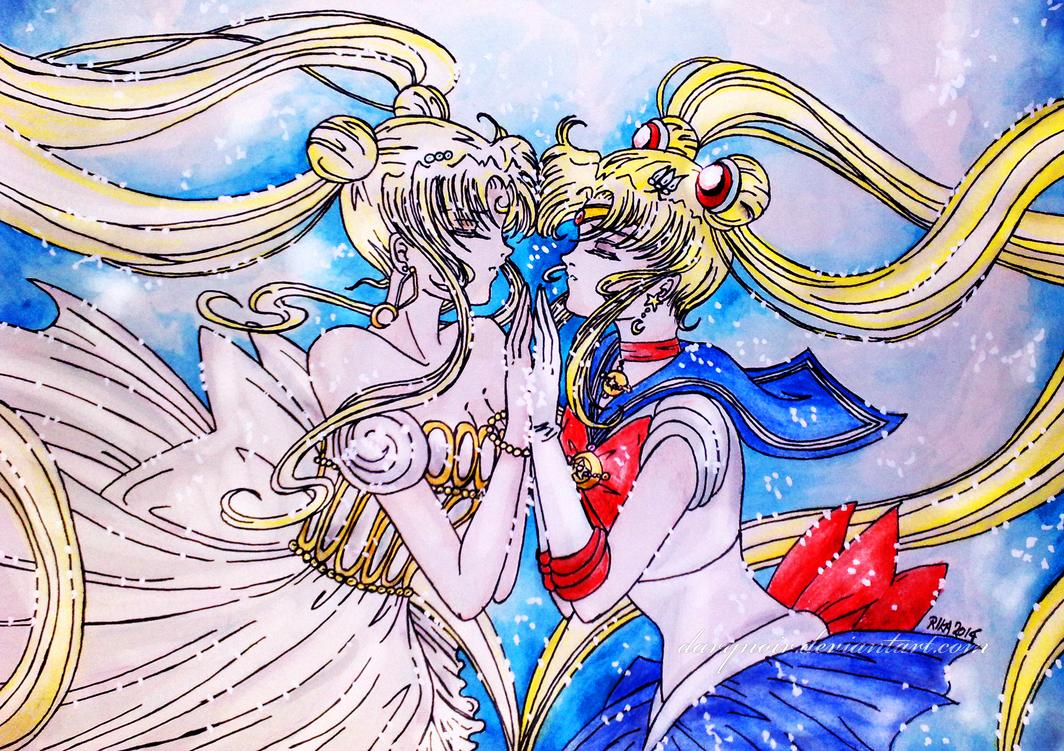 Moon Pride by darynoir