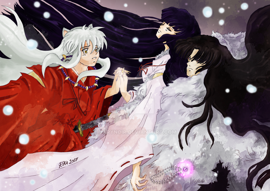 Song of Destiny Inuyasha by darynoir