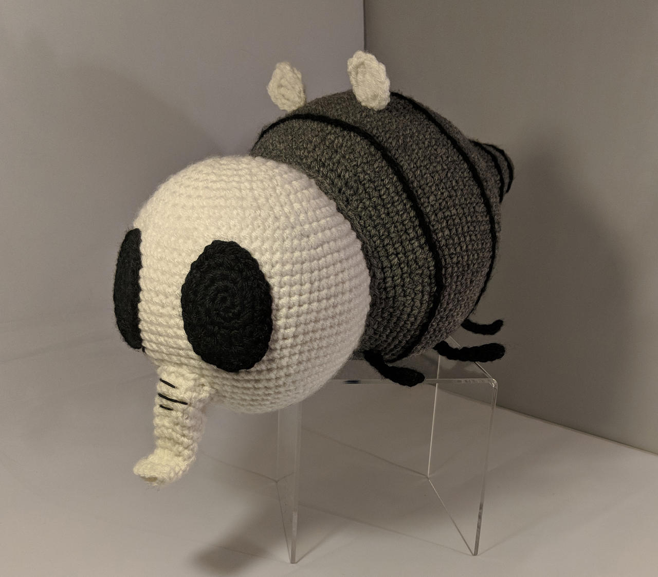 Hollow Knight Amigurumi Pattern - 1Up Crochet | 1123x1280