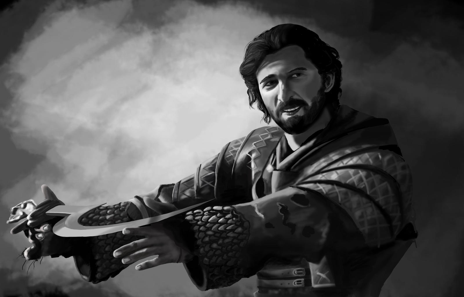 Daario Naharis by Adoron on deviantART Daario Naharis Fan Art