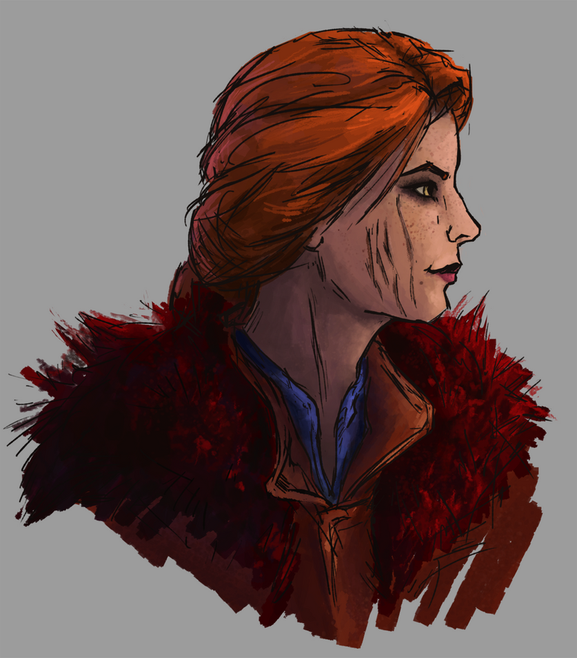 Cerys by Adoron