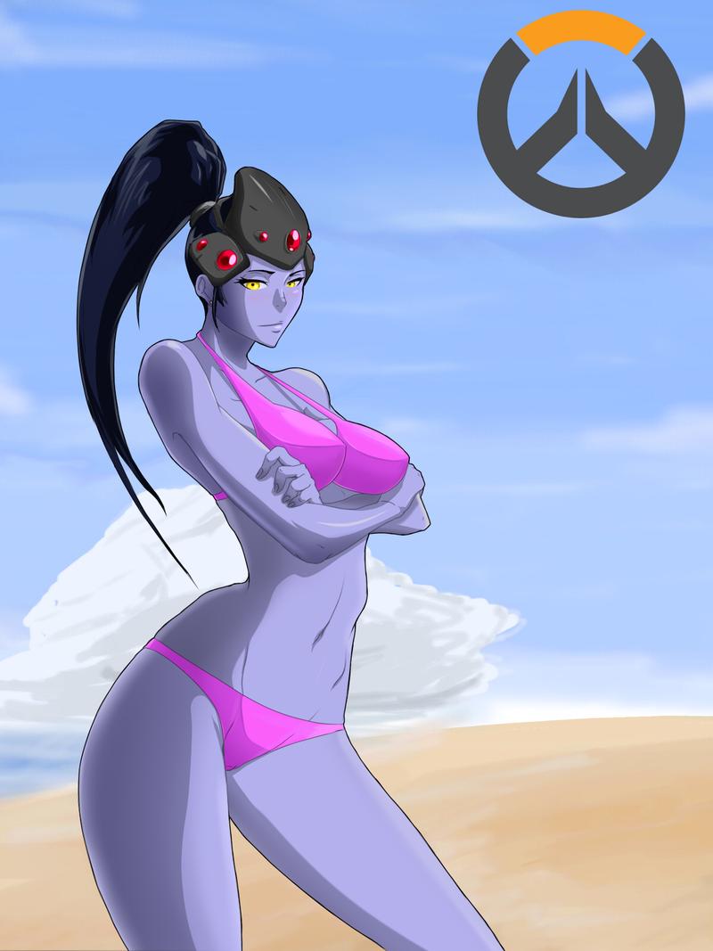 Widowmaker (Overwatch) by retardedMonk on DeviantArt