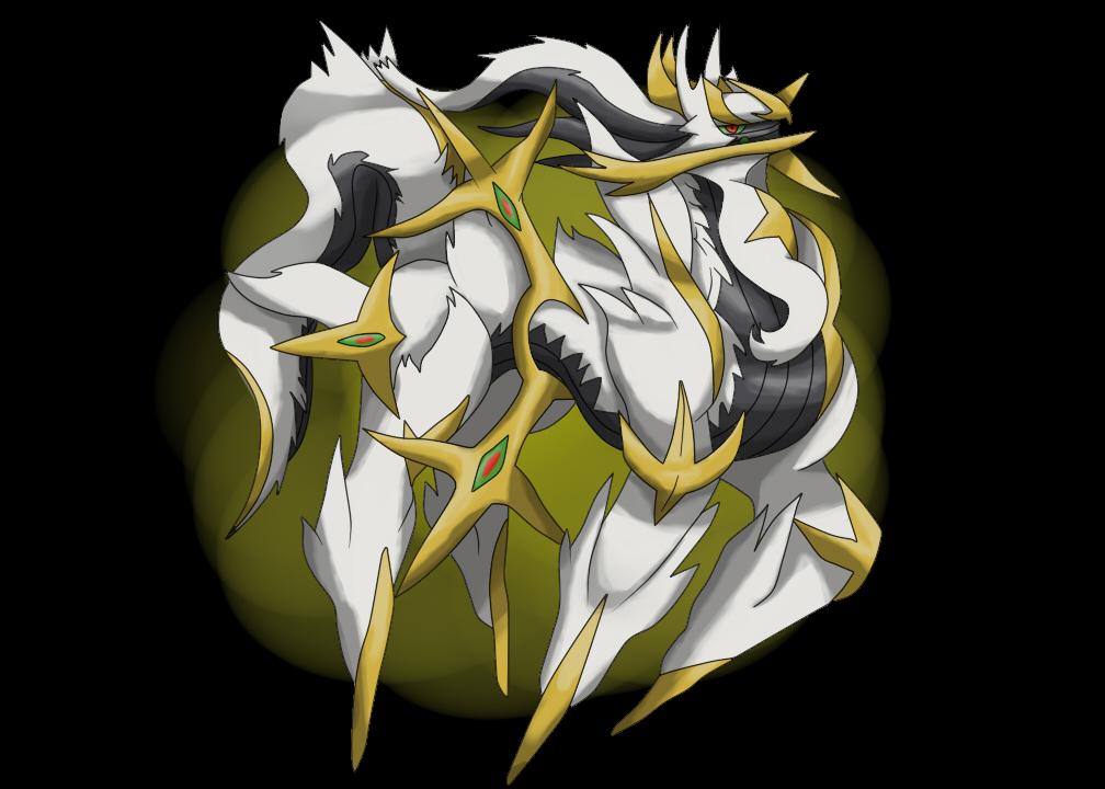 Mega Arceus by godzilla1030 on DeviantArt