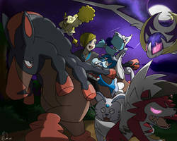 My Team for Moon ^-^