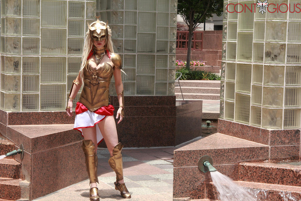 Hippolyta from Marvel's Fearless Defenders by ContagiousCostuming