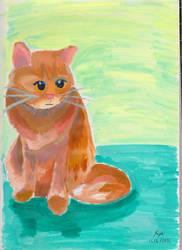 Acrylic Painting Practice 2 Fail by ppeach444