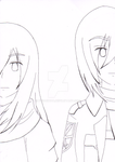 Mikasa (sketch)