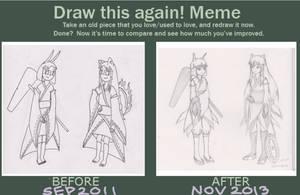 Draw This Again! (2011-2013) by ppeach444