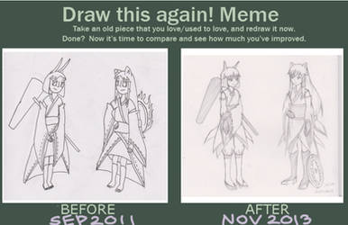 Draw This Again! (2011-2013)