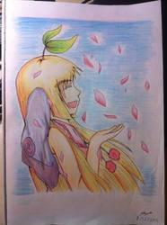 Random Character - Ye Zi Tong by ppeach444