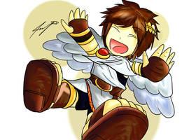 Chibi Pit - Kid Icarus Uprising
