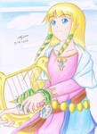 Zelda - Skyward Sword (redraw)