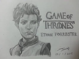 Ethan Forrester by ppeach444