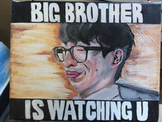 1984 Parody - Big Brother is Watching You