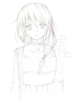 Kate OC sketch
