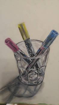 Acrylic practice