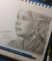 Daenerys Targaryen sketch