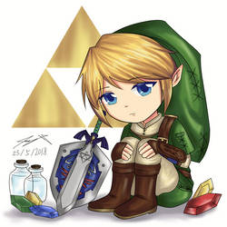 Chibi Link - Twilight Princess (2018)