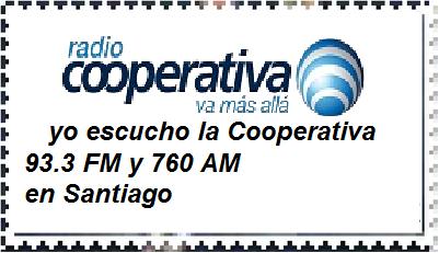 Radio Cooperativa (Chile) Stamp by LobitoOFICIAL on deviantART