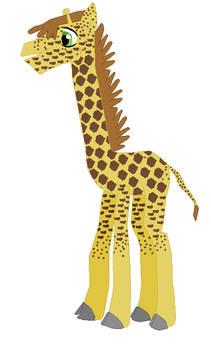 MLP - Georgio Giraffe