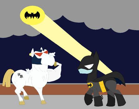 Batstallion versus Banemane