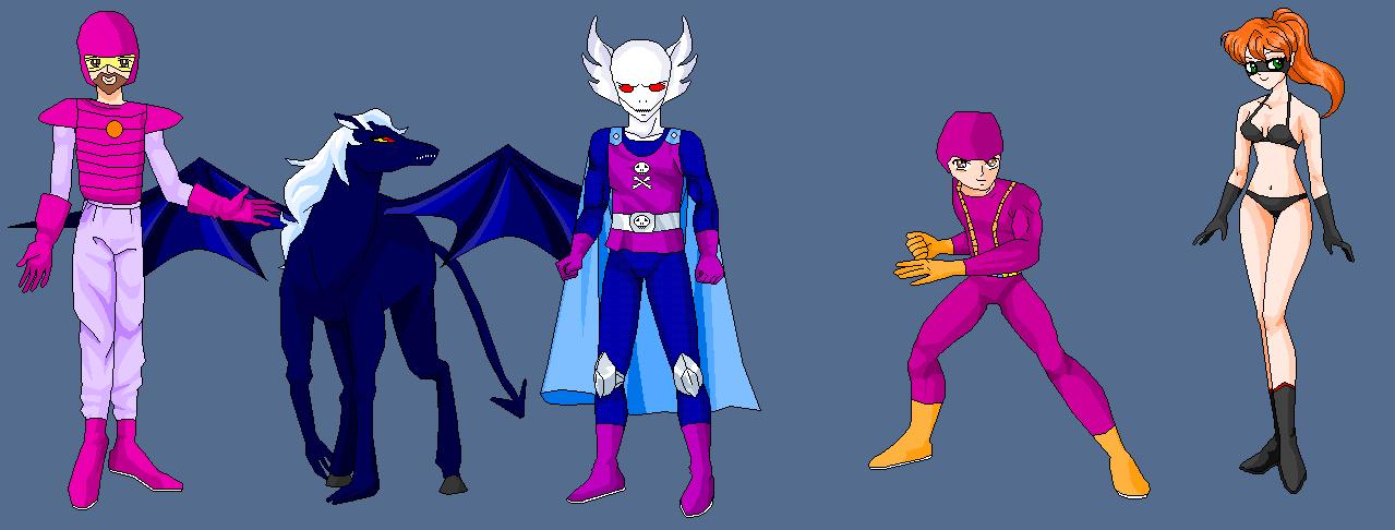 Spider-Man, Super Warrior- The Frightful Four by Dinalfos5