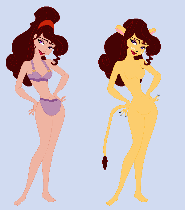 Lilo And Stitch Girls Nude